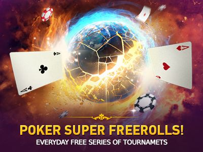 Casinoorg Wednesday $50 Freeroll